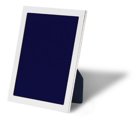 Sterling Silver Narrow Sided Photo Frames